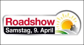 Honda Roadshow am 9. April 2016