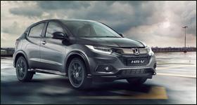 HR-V Sport bald bei Ihrem Honda Händler