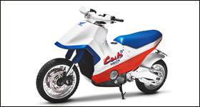 Honda CUB³ von Deus ex Machina