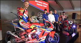 Honda WSBK-Team