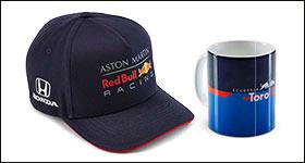 Neue Formel 1 Merchandise-Kollektion