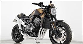 Honda CB1000R LLC Mad Max